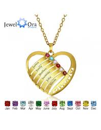 s day pendants personalized engrave pendants necklaces heart 925 sterling