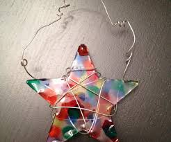 melted bead sun catcher 7 steps with pictures