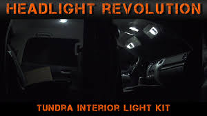 2016 toyota tundra fog light bulb 2014 2017 toyota tundra interior lights tundra video series 4