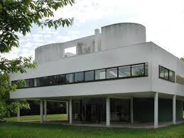 Villa Savoye Floor Plan by Villa Savoye Poissy By Le Corbusier