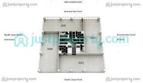 Floor Plans For Businesses One Business Bay Floor Plans Justproperty Com
