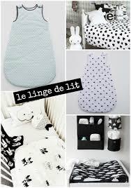 chambre bebe noir inspiration chambre bebe noir et blanc mint linge de lit with a