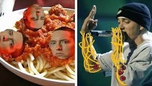 Spaghetti Meme - the mom s spaghetti meme from eminem s song to all over the internet