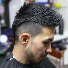 shaved side and back hairstyle latest men haircuts