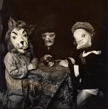 22 haunting vintage halloween photographs before the 1950s