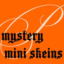 mini skeins 400 yards hand dyed halloween mystery mini skeins