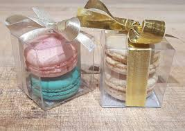 macaron wedding favors monzu bakery of green bay wi macarons