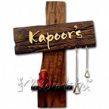 Cross For Home Decor Home Home Decor Wall Decor Terracotta Name Plates With Pic Of
