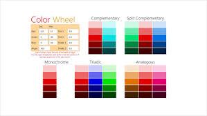 Color Wheel Scheme Get Color Wheel A Color Scheme Generator Microsoft Store
