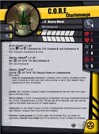 heavy metal pulp city the skirmish game
