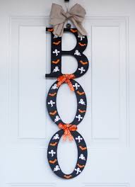Halloween Door Wreath by Halloween Wreath Fall Wreath Autumn Wreath Halloween