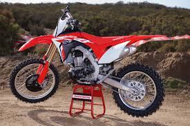 when was the first motocross race 2017 honda crf450rx first ride test 11 fast facts