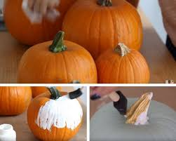 diy decorated pumpkins thanksgiving decorating ideas