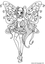 coloring book pages winx club believix stella winx club coloring pages printable