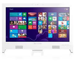 windows gadgets de bureau lenovo c260 ordinateur de bureau tout en un 20 blanc intel celeron