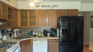 Kitchen Cabinet Transformations Interior Appealing Rustoleum Cabinet Transformation Reviews For