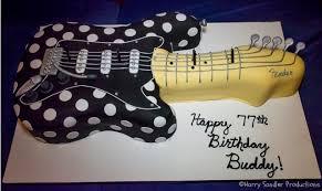 buddy u0027s special birthday cake buddy guy