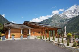 argentiere luxury ski chalet marmotte mountain retreat