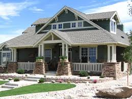 prairie style floor plans 1260 elev craftsman style house plans with interior photos home