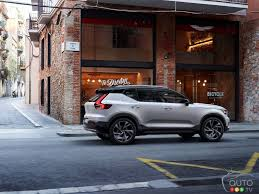 new volvo xc40 is unveiled coming to canada next spring car