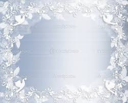 Background Images For Wedding Invitation Cards Wedding Invitation Card Blue Background Matik For
