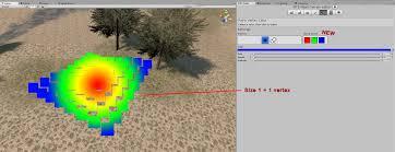 mesh terrain editor a mesh based terrain creator converter and