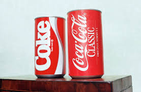 Images Of Coke New Coke And Coca Cola Classic What The Story Says About America