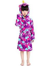 robe de chambre violetta amazon fr violetta vêtements de nuit et peignoirs fille