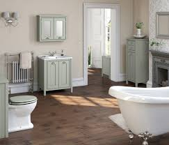 Modern Retro Bathroom Best Wood Floor In Bathroom Retro Bathroom With Plank Wood