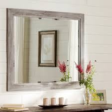 How To Hang A Large Bathroom Mirror - mirrors you u0027ll love wayfair