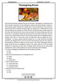 thanksgiving esl worksheets free worksheets library and