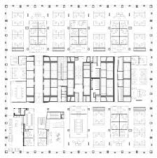 Office Space Floor Plan Midtown Financial Company A I Architecture Archdaily
