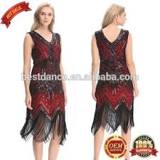bestdance ladies 20s vintage flapper party dress gatsby evening