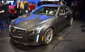 cadillac xts vs cts cadillac releases details about turbo v6 autoguide com