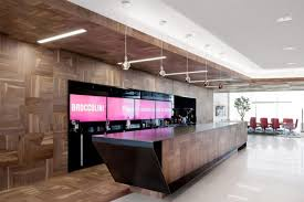 best office interior design 6 of the best office interiors in montreal news broccolini