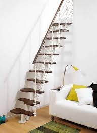 bausatz treppe fontanot bausatztreppe pixima mini line platzspartreppe mit