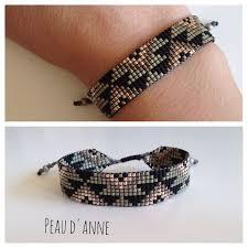 anne bracelet images 1349 best bead loom weaving images beaded bracelets jpg