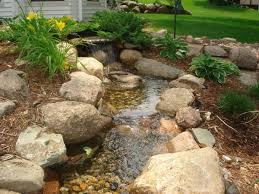 best 25 garden stream ideas on pinterest modern pond small