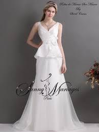 robe de mariage simple robe de mariee simple et elegante avec bretelles forme a line