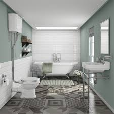 Traditional Bathroom Ideas Victorian Plumbing - Traditional bathroom designs