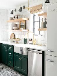 White Kitchen Cabinet Paint 25 Best Green Kitchen Paint Ideas On Pinterest Green Kitchen