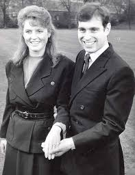 iconic weddings prince andrew and sarah ferguson