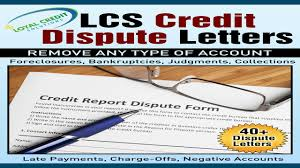 Sle Credit Card Charge Dispute Letter do it yourself credit repair letters that work in 2018 credit