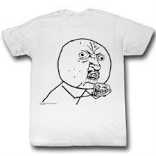 Tshirt Meme - internet memes on t shirts list teenormous com