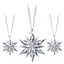 17 best swarovski snowflake ornaments images on