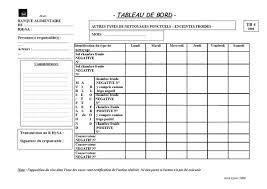 chambre froide negative pdf tableau de bord hygiène et sécurité alimentaire fiche tb4