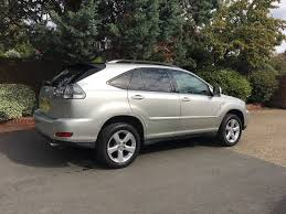 lexus rx300 automatic full service history may part exchange