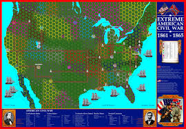 Canada Map Game by Extreme American Civil War Map