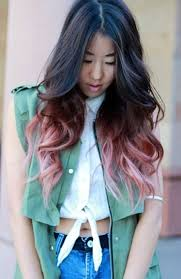 rose gold lowlights on dark hair 40 rose gold hair color idea that will inspire you the trend spotter