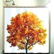 Autumn Colored Curtains Autumn Colored Curtains Mirak Info